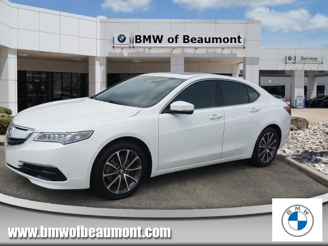 Pre-Owned 2016 Acura TLX
