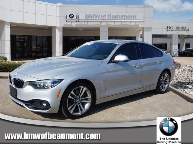Certified 2018 BMW 4 Series