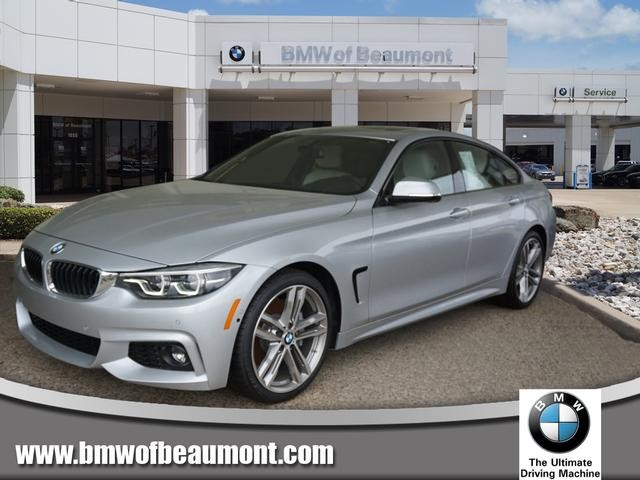 Demo 2019 BMW 4 Series