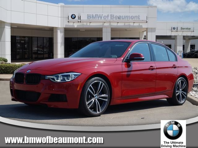 Demo 2017 BMW 3 Series