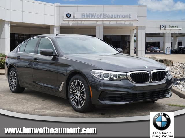 New 2019 Bmw 5 Series 540i 4dr Car In Beaumont Kwe66186 Bmw Of