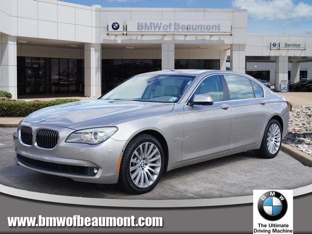 Pre-Owned 2012 BMW 7 Series