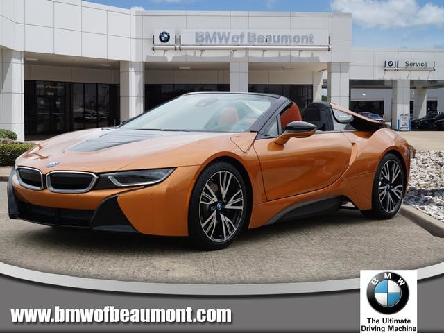 New 2019 Bmw I8 Convertible In Beaumont Kvb83030 Bmw Of Beaumont