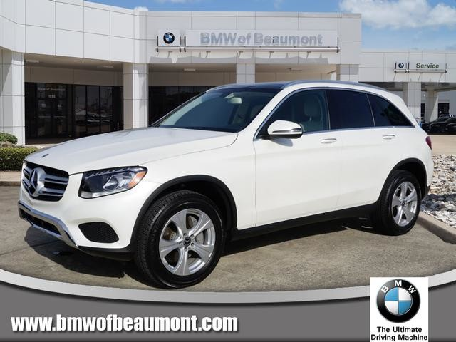 Pre-Owned 2018 Mercedes-Benz GLC