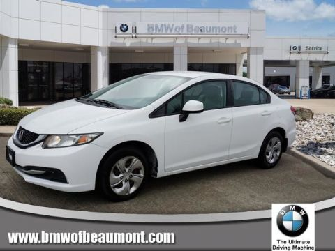 Pre-Owned 2013 Honda Civic Sdn