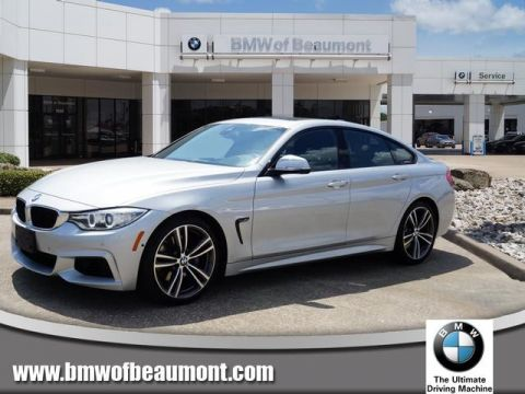 Pre-Owned 2016 BMW 4 Series