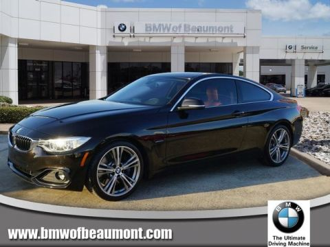 Certified 2017 BMW 4 Series