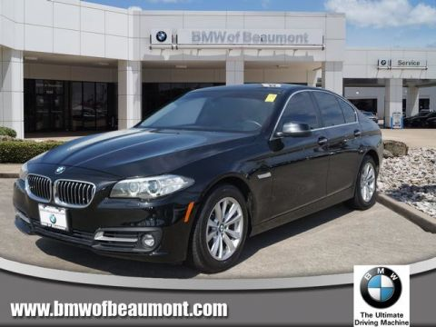 Pre-Owned 2015 BMW 5 Series