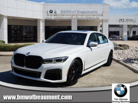 Pre-Owned 2020 BMW 7 Series