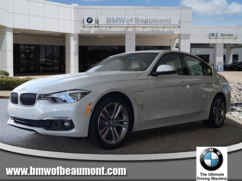 New 2017 BMW 3 Series 330e iPerformance