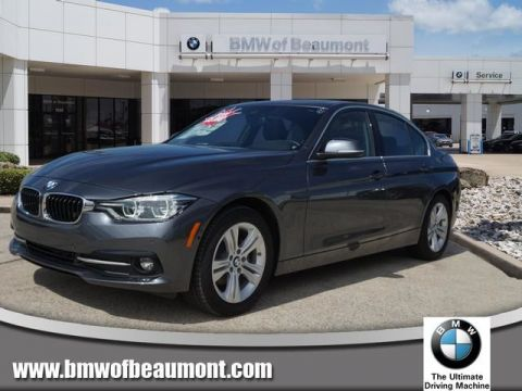 Demo 2018 BMW 3 Series 328d