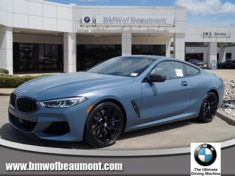 Pre-Owned 2019 BMW 8 Series