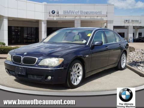 Pre-Owned 2006 BMW 7 Series