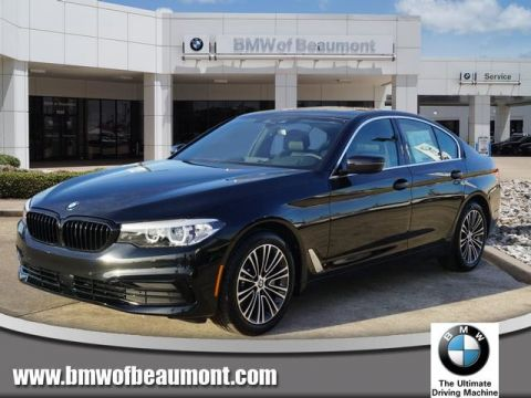 Demo 2019 BMW 5 Series