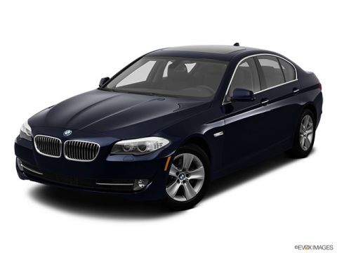 Pre-Owned 2012 BMW 5 Series