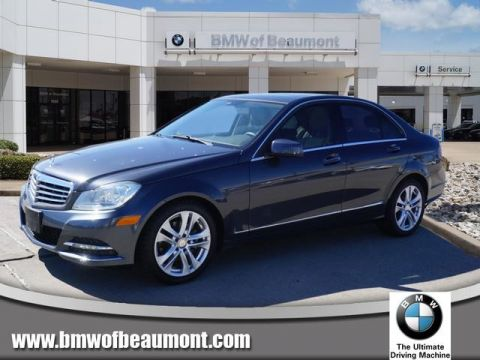 Pre-Owned 2013 Mercedes-Benz C-Class